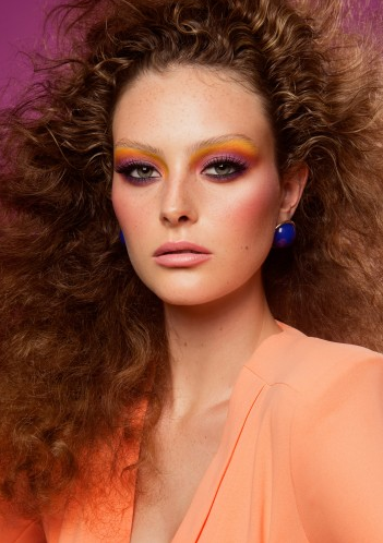 Mia Connor makeup