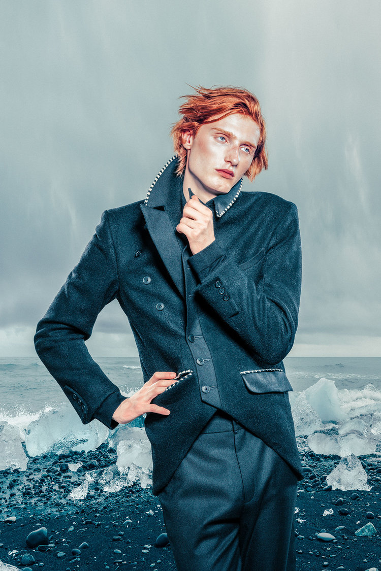 Ginger & Ice by Thor Elias Engelstad