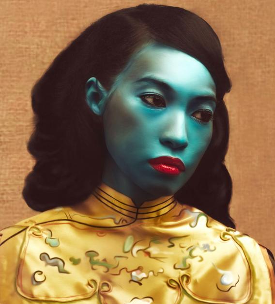 Martin Bray makeup artist