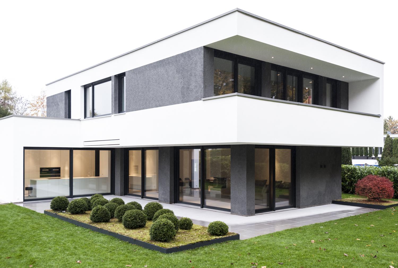 Wohnhaus G Munchen Grunwald Gramming Rosenmuller Architekten