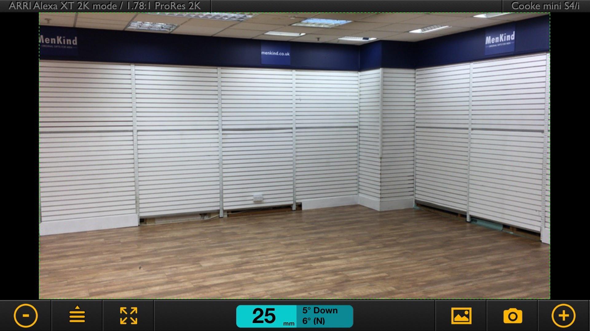 Location No. 1 - Barebones MenKind Shop