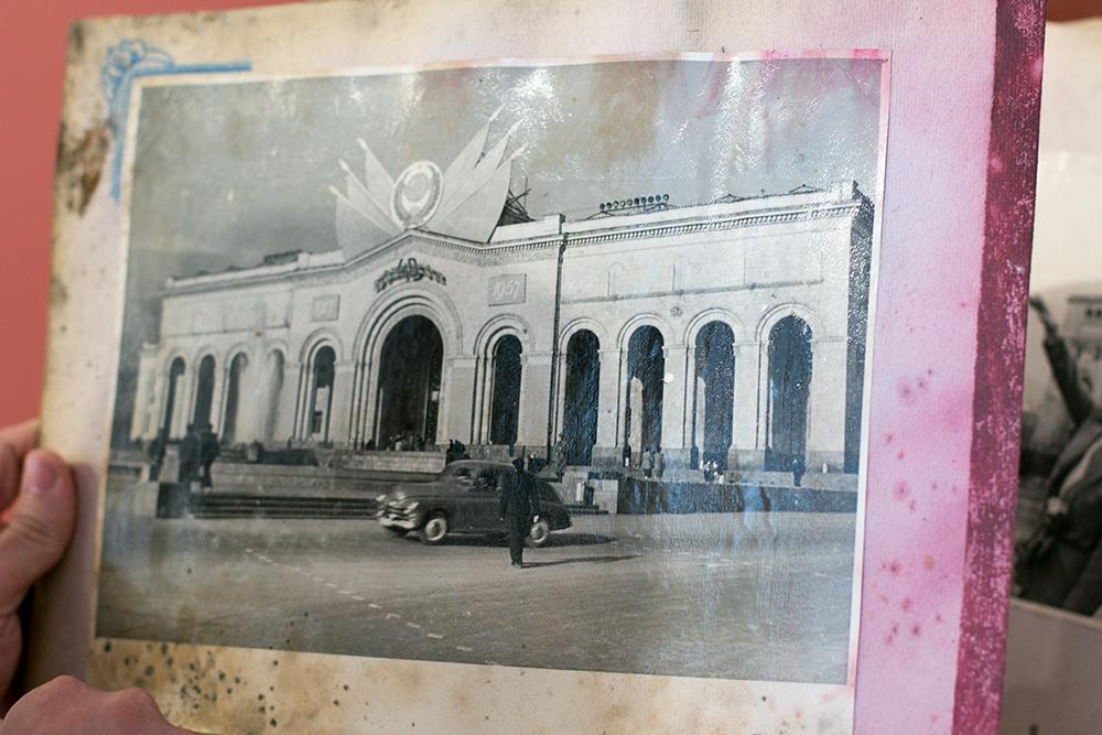 National Art Gallery, Yerevan, build in 1921
