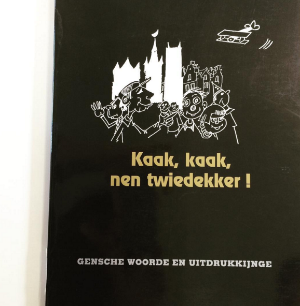 """""""Kaak, Kaak, nen twiedekker!Gensche woorde en uitdrukkijnge"""",Eddy Levis,A. Vermeylenfonds Gent,1993"""