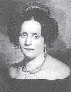 Paola Margherita Dall'Aglio Bodoni (1758 - 1841)
