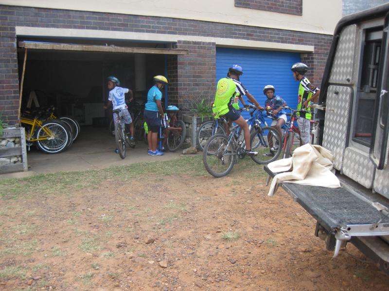 Checking Bikes 2.JPG