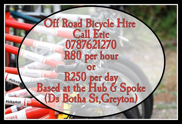 For locals and visitors,don't forget Eric @hub.spoke.greyton