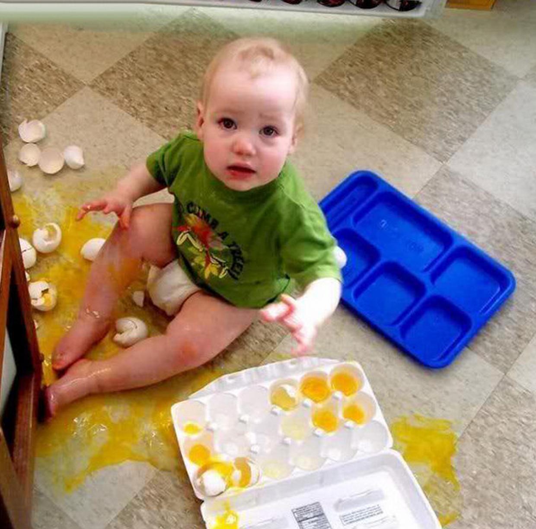 Cozinhando com crianças na realidade