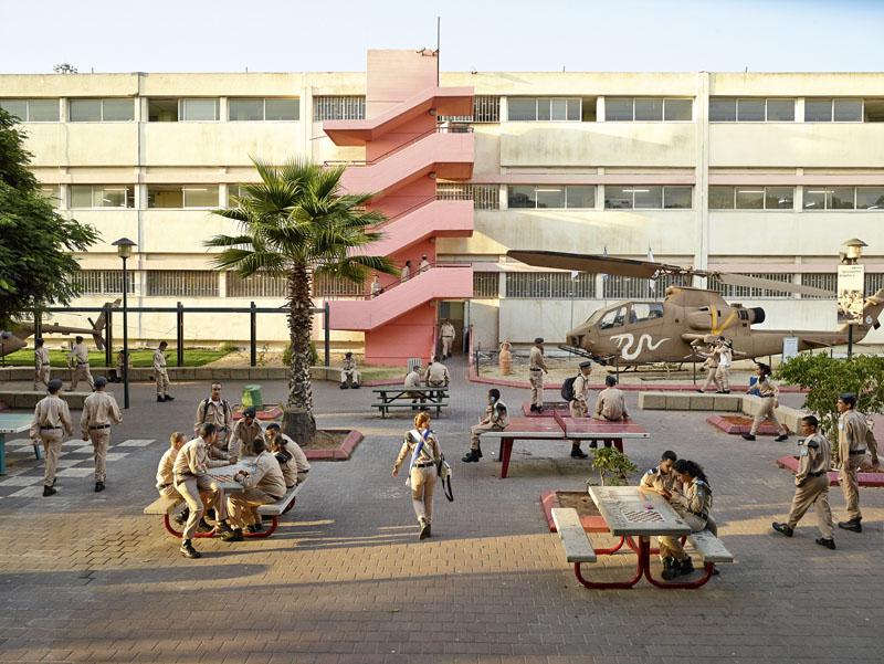 Tel Aviv, Israel — Holtz High School (James Mollison)