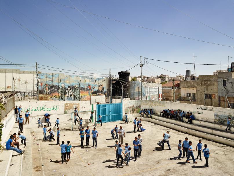 Aida Boys School, Bethlehem, West Bank (James Mollison)