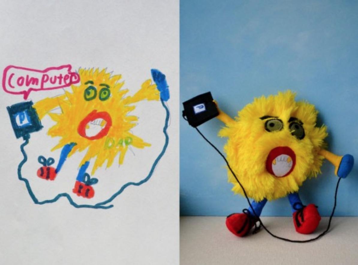 Imagem: Child's Own Studio (Wendy Tsao)