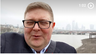 Paul Michael Peters London in January