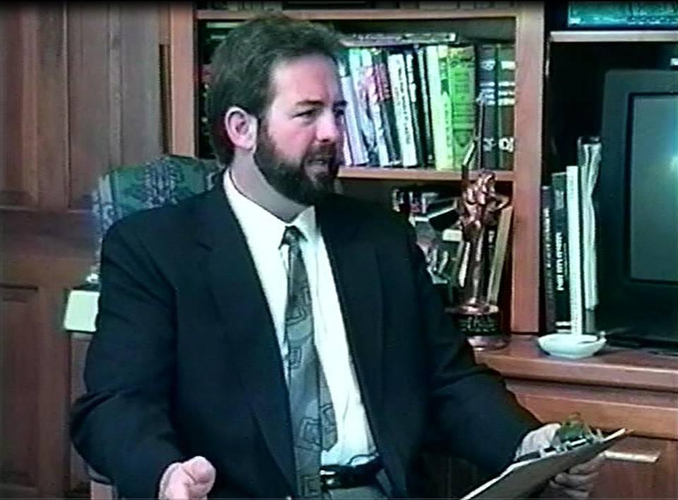 Rick Montana as Dr. David Stone