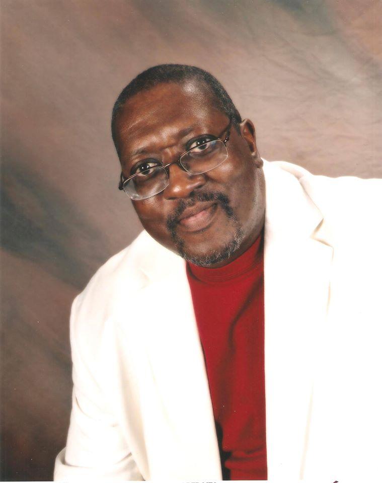 Author Derrick Ferguson