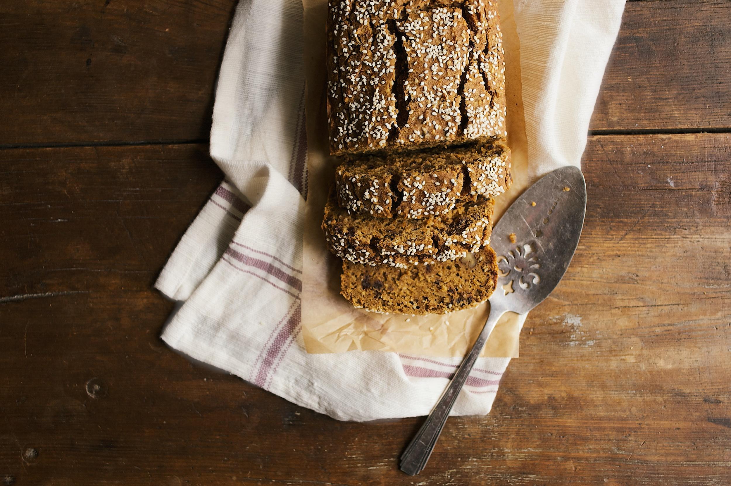 heirloom pumpkin bread
