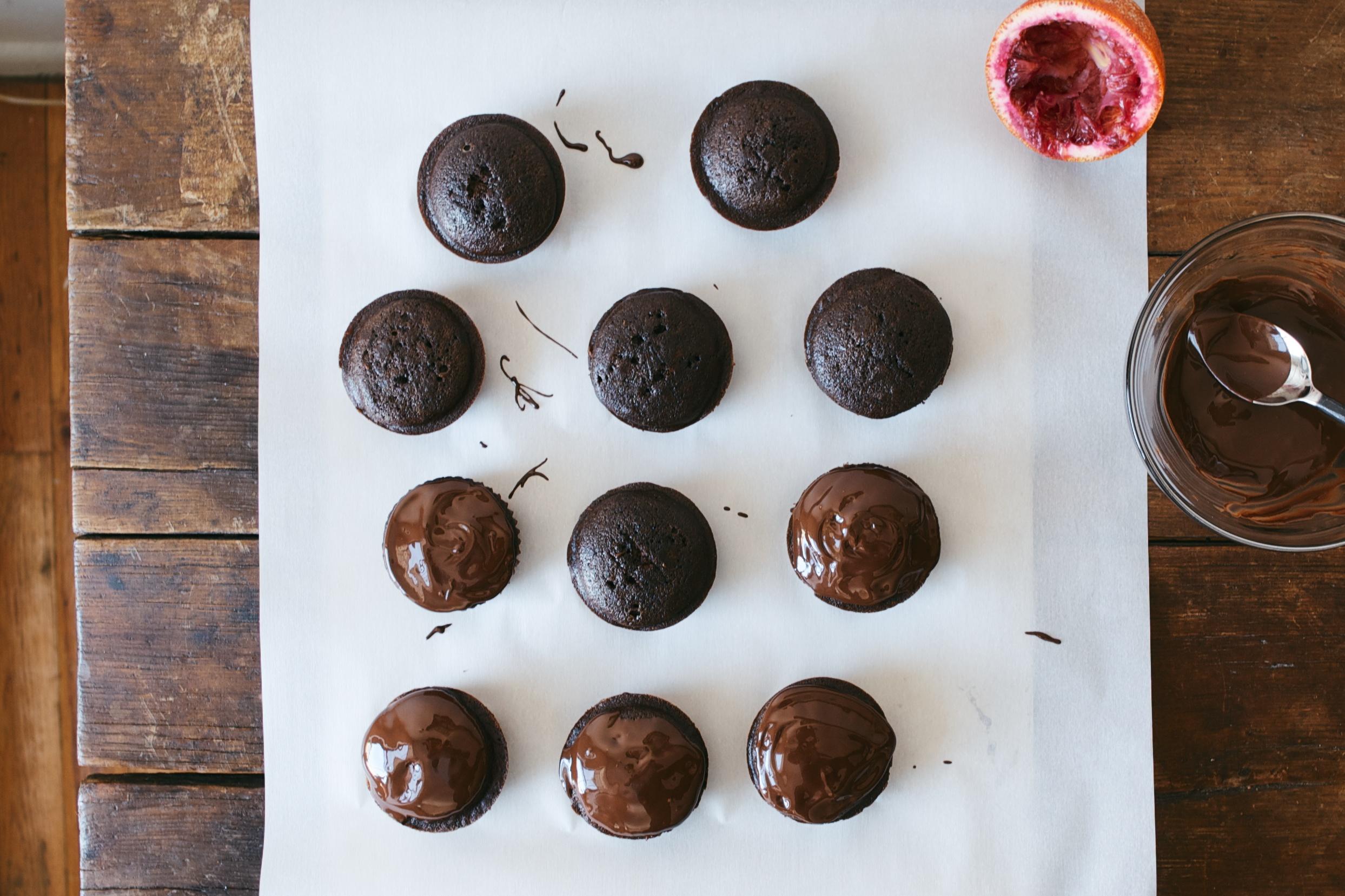 vday cupcakes