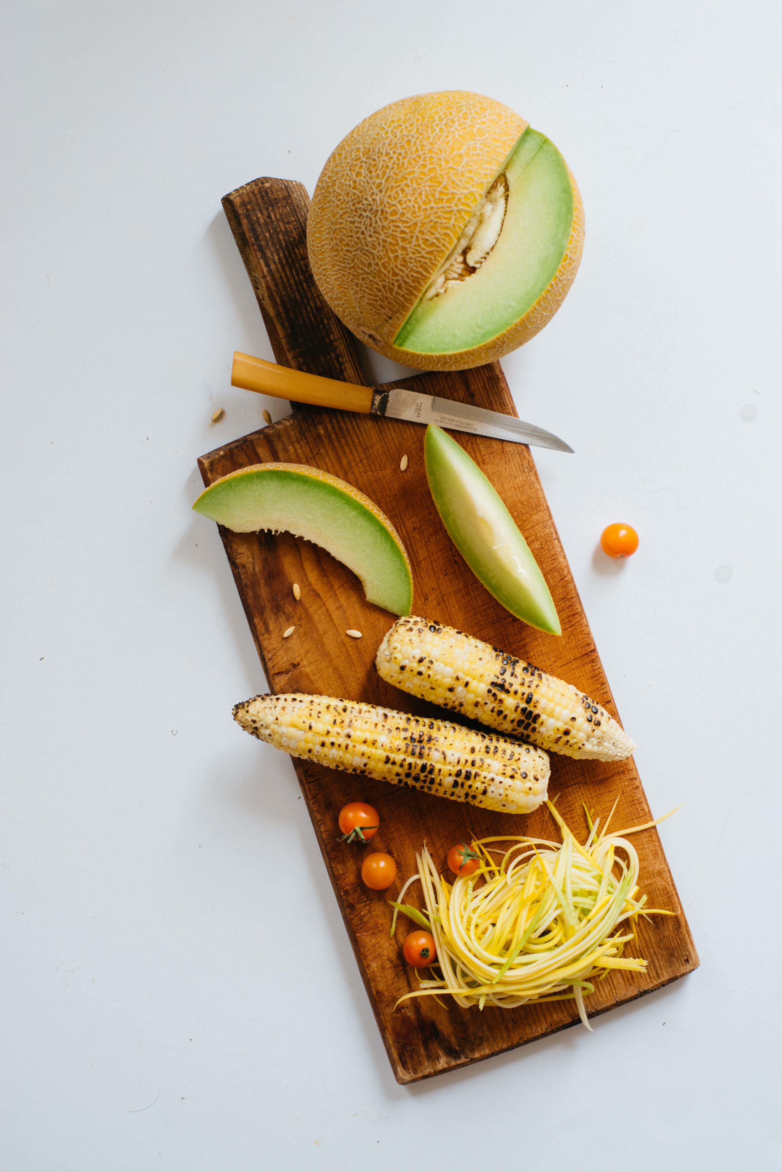 mellow melon salad | dolly and oatmeal