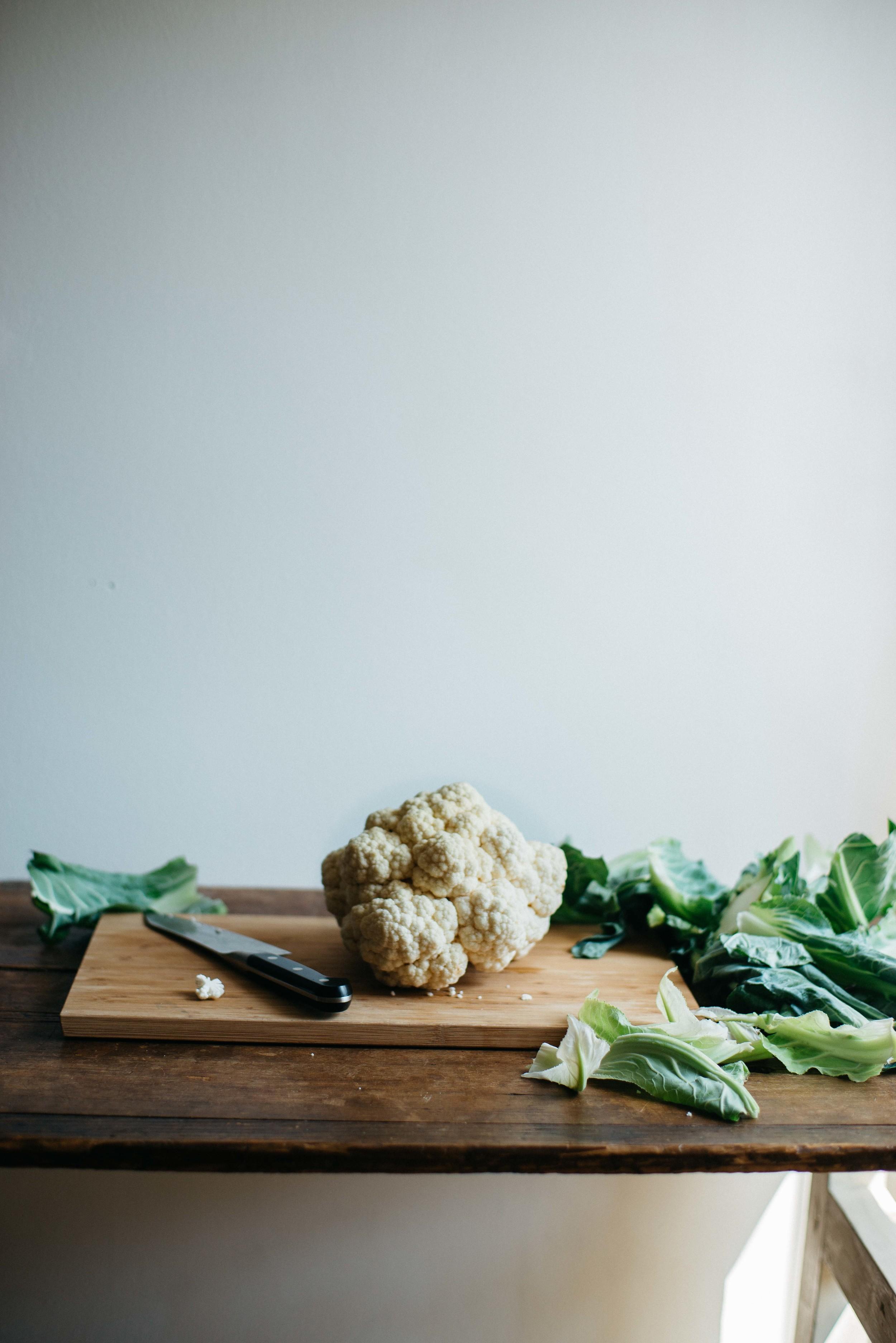 heidi's cauliflower pasta | dolly and oatmeal