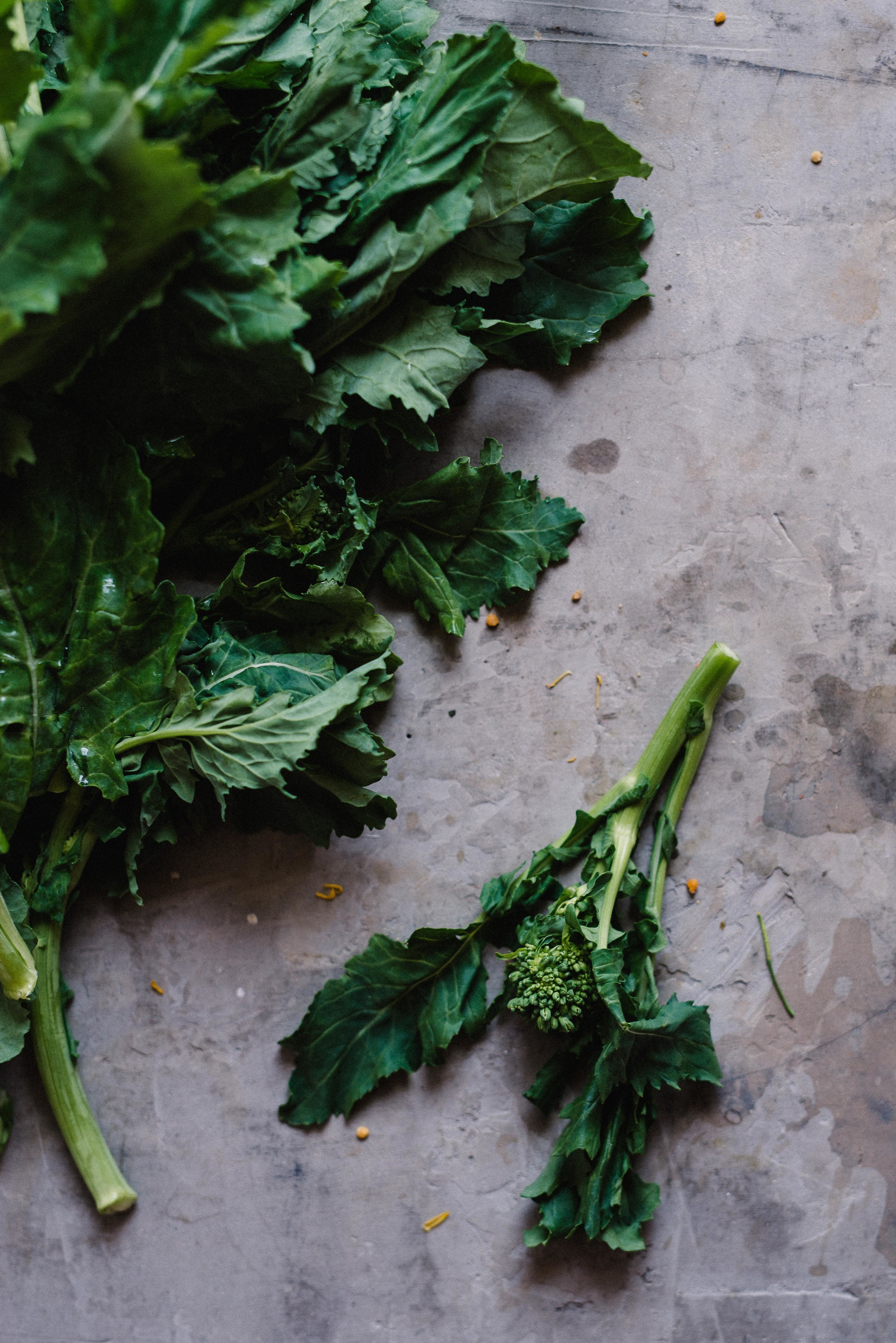 Bee Pollen, Berry & Broccoli Rabe Smoothie   dolly and oatmeal