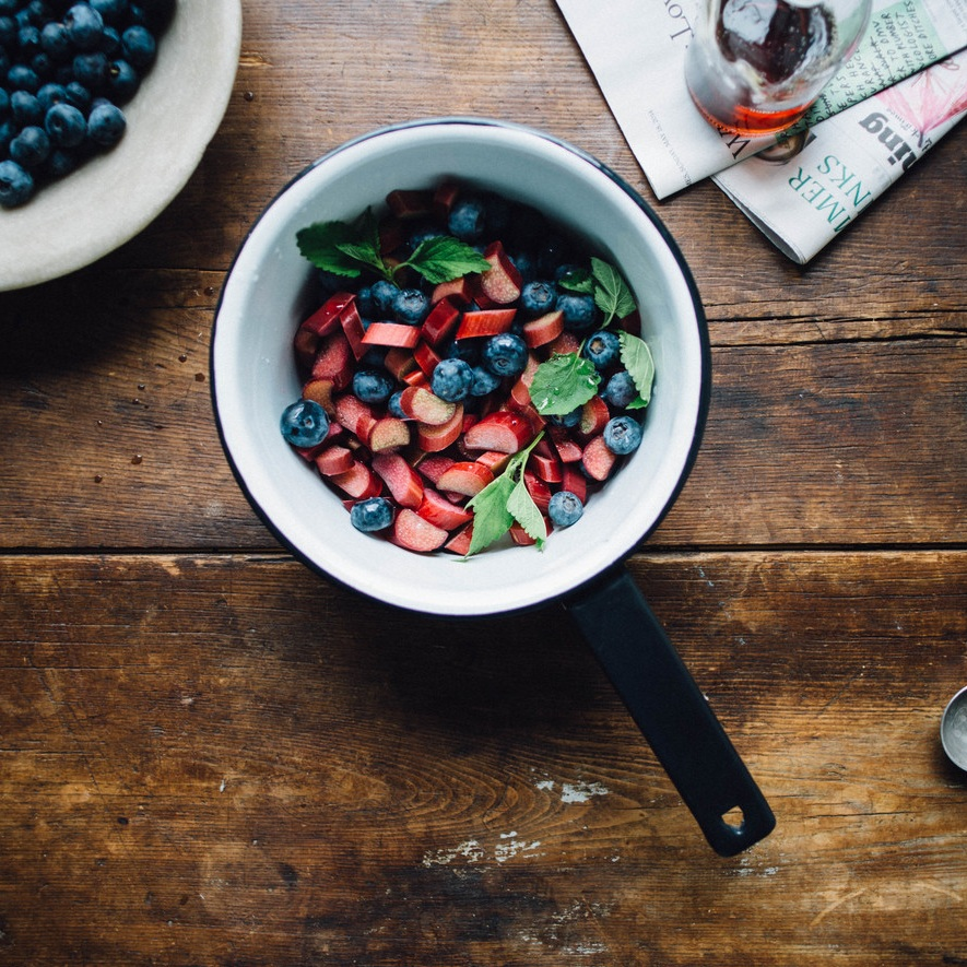 maple blue-barb jam
