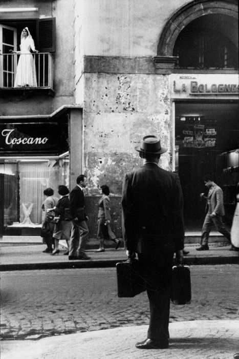 © Leonard Freed / Napoli, 1958