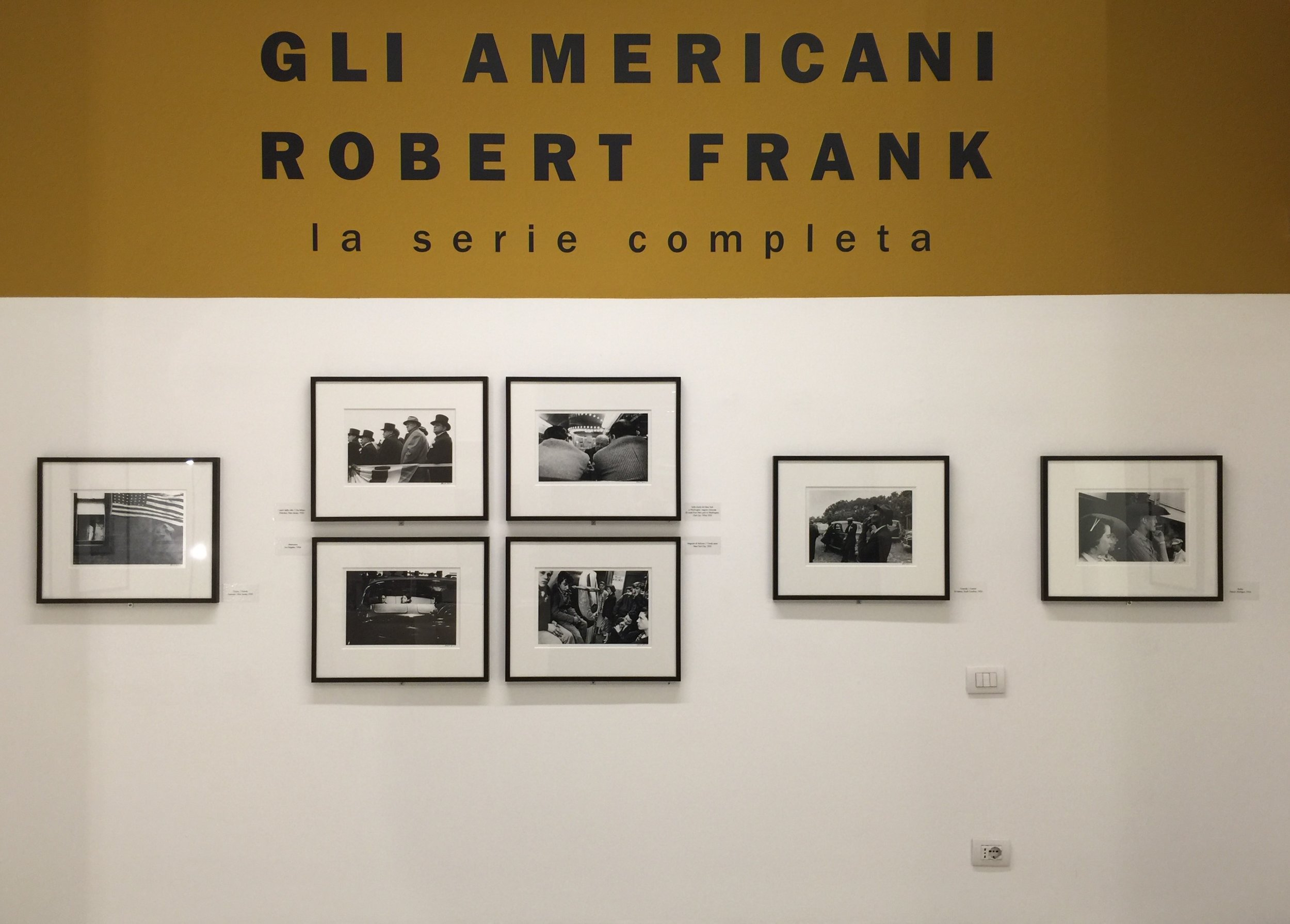 Mostra di Milano