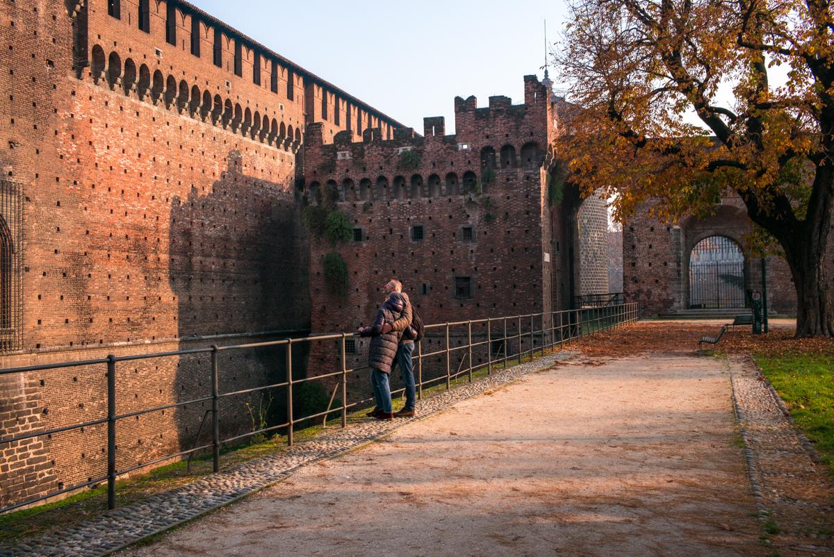 Milano, Castello Sforzesco (Leica M240, Summicron 2/35 Asph)