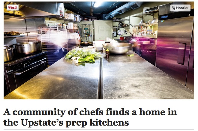 A Community of Chefs
