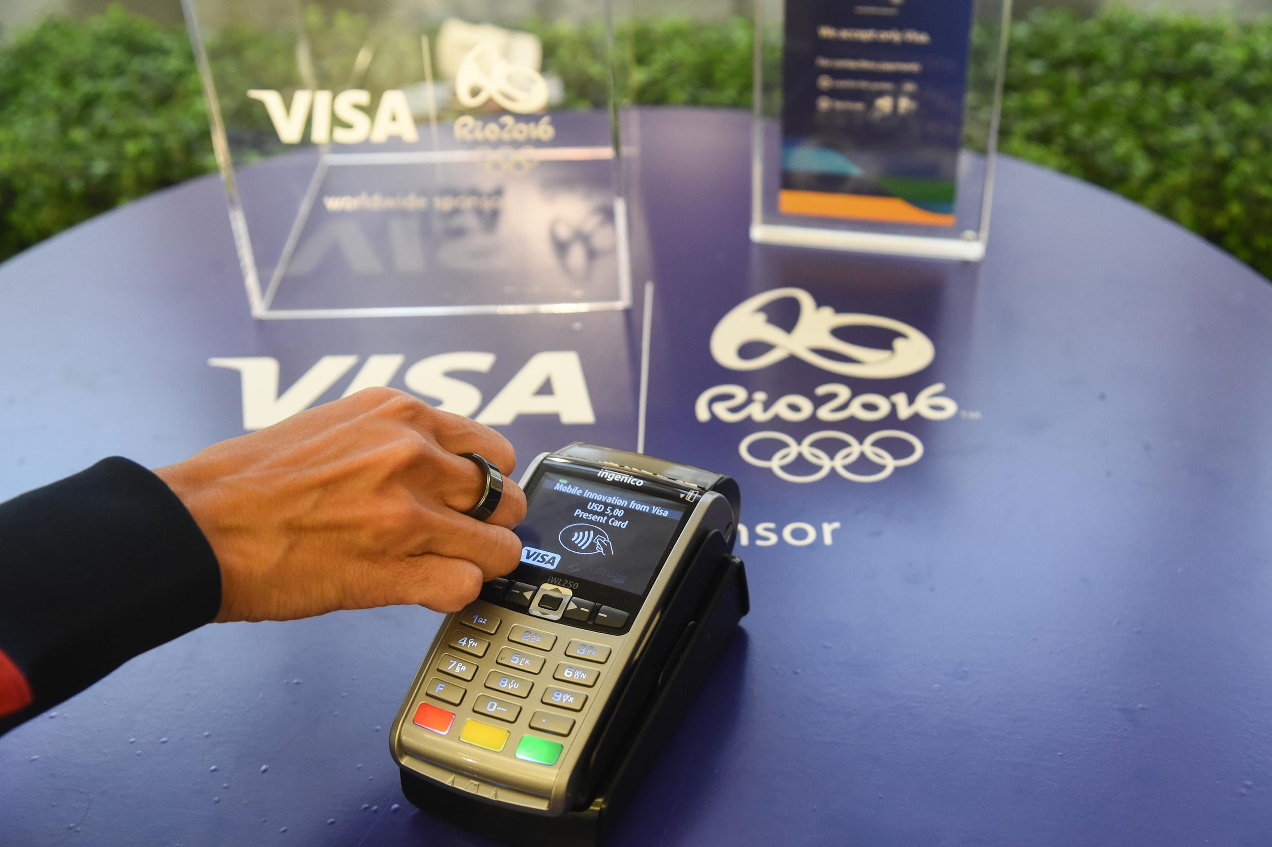 Photo Courtesy of Visa