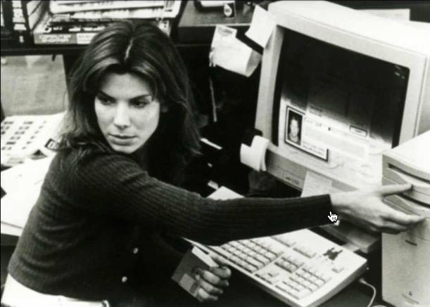 The Net (1995)