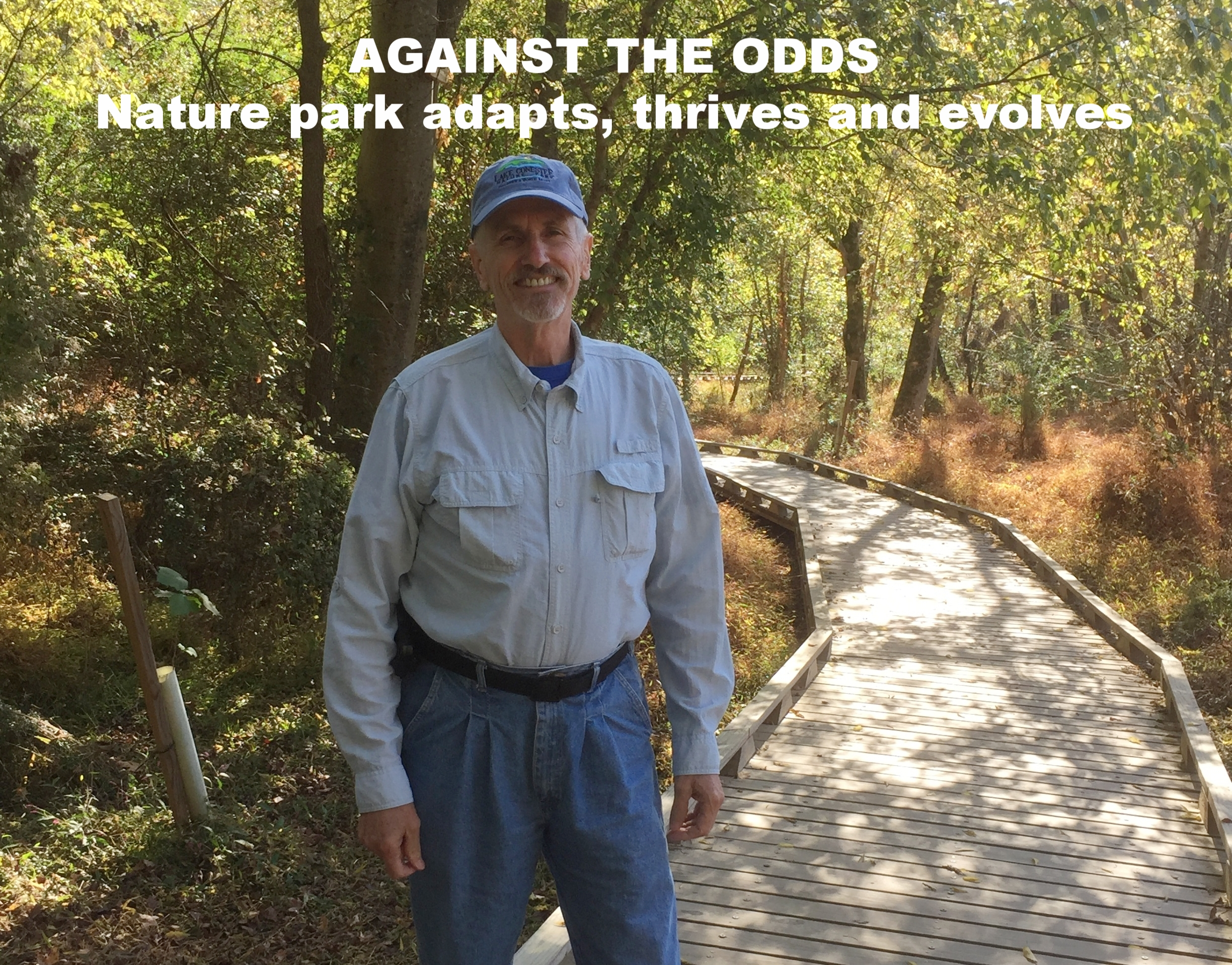 A nature preserve thrives against the odds