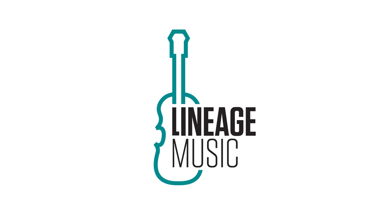 Lineage Music is a non-profit that provides music lessons to children. They needed a professional and modern rebrand. This fiddle/violin icon paired with typography is the solution we came up with to position them as the Fort Collins authority on music lessons for kids.