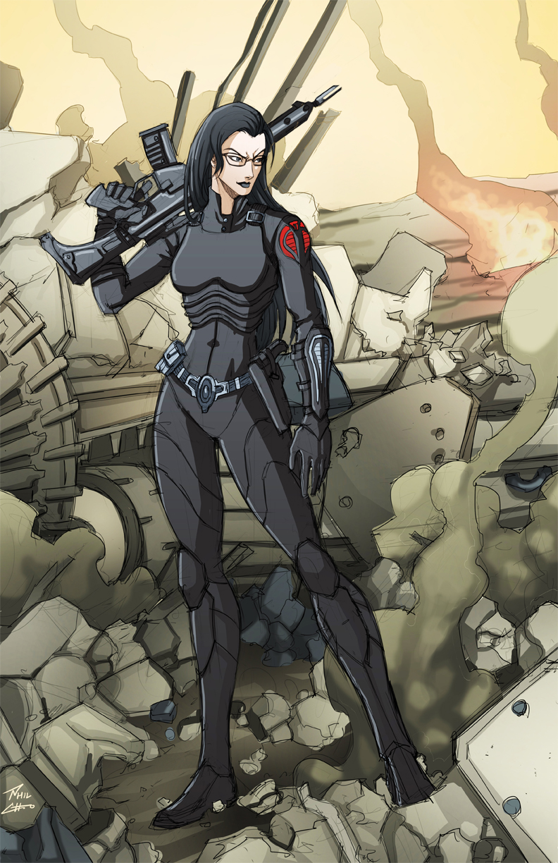 """""""Baroness"""" commissioned by Sam Stoke.   dA link"""