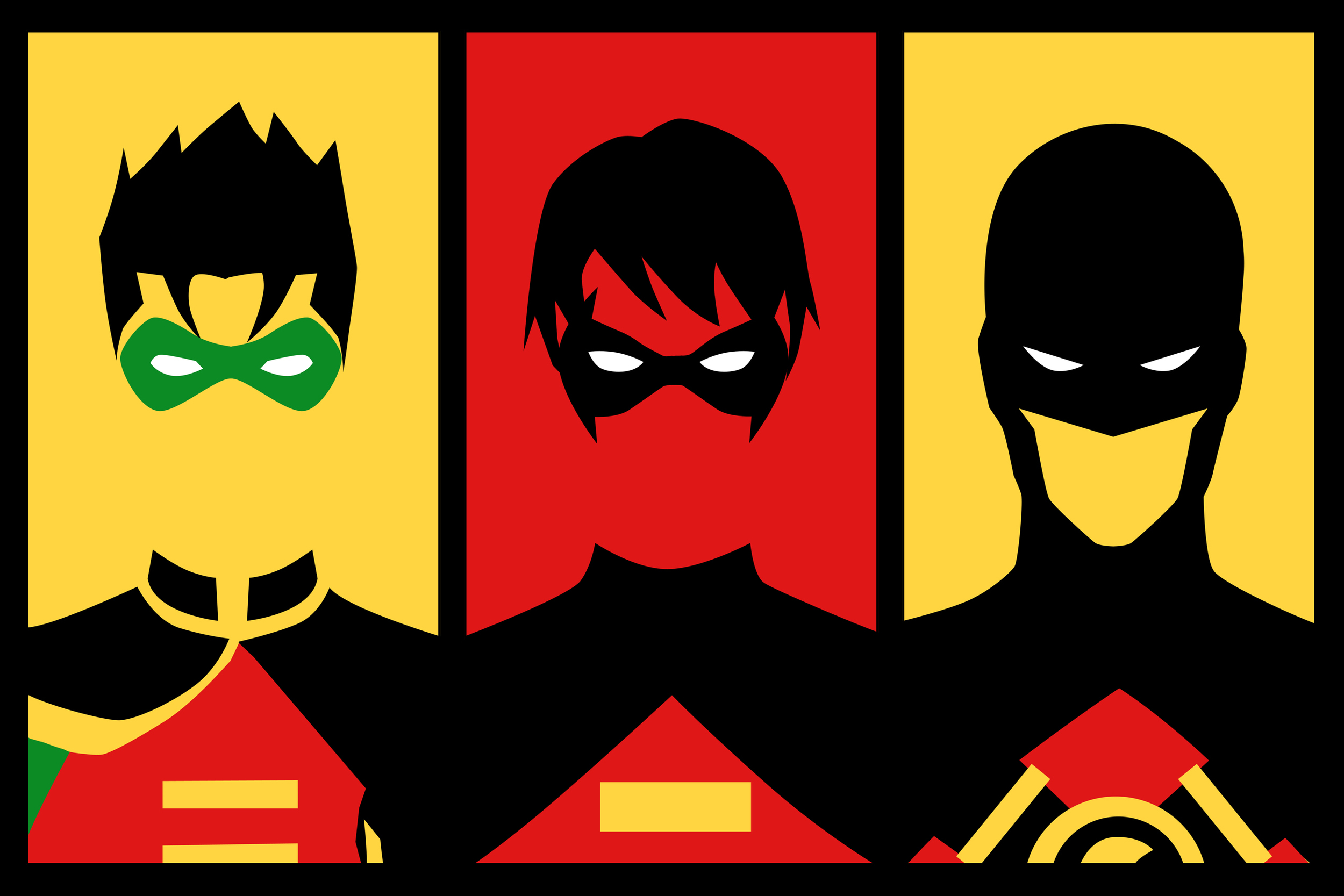 evolution_of_Tim_Drake