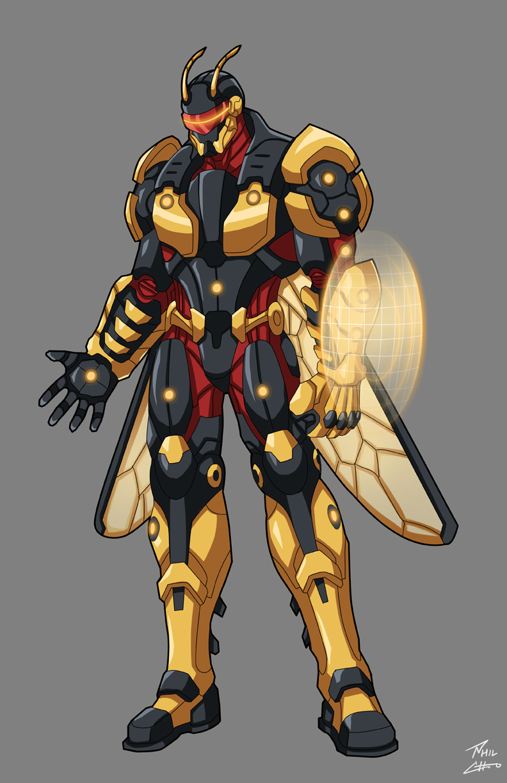 Iron Hornet