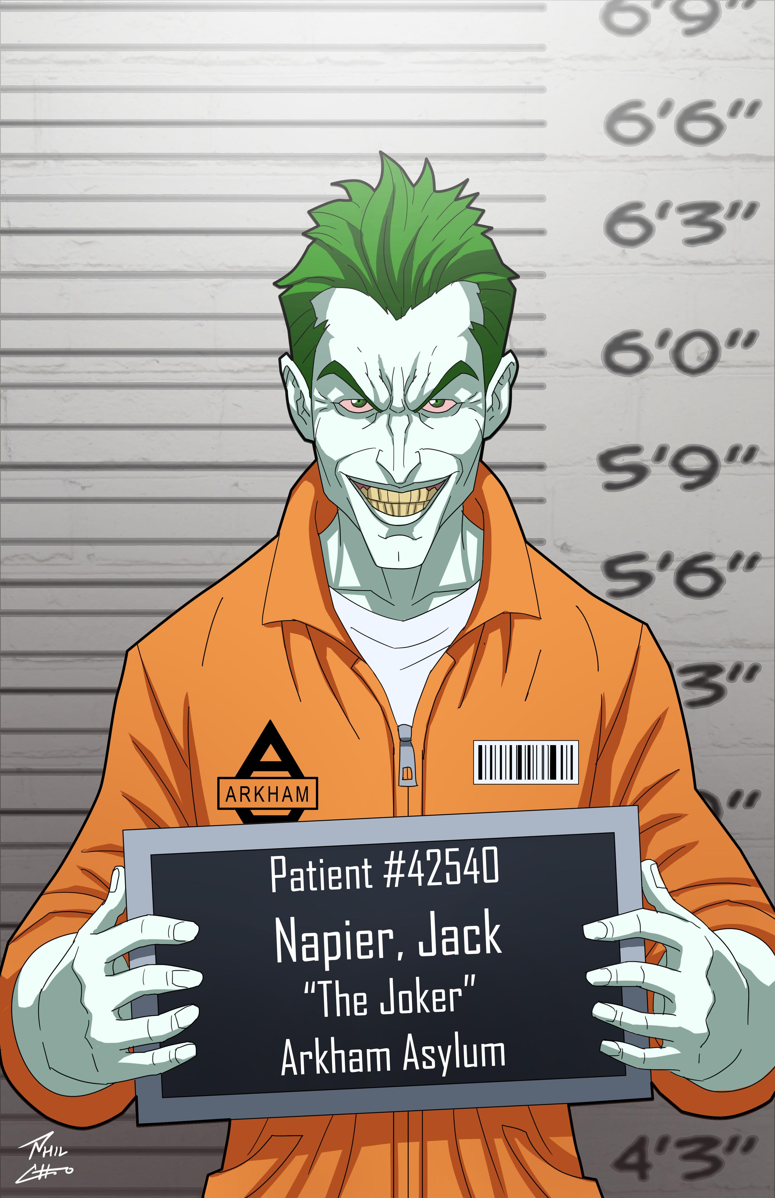 Jack, Napier