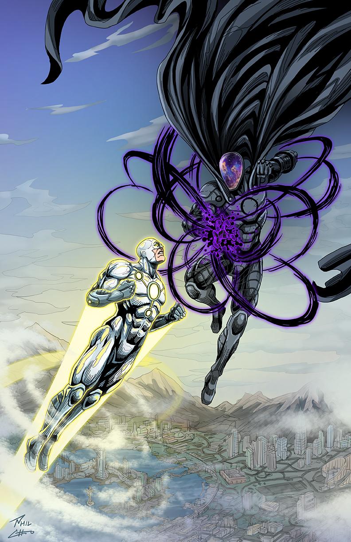 Supercollider v. Dr. Oblivion