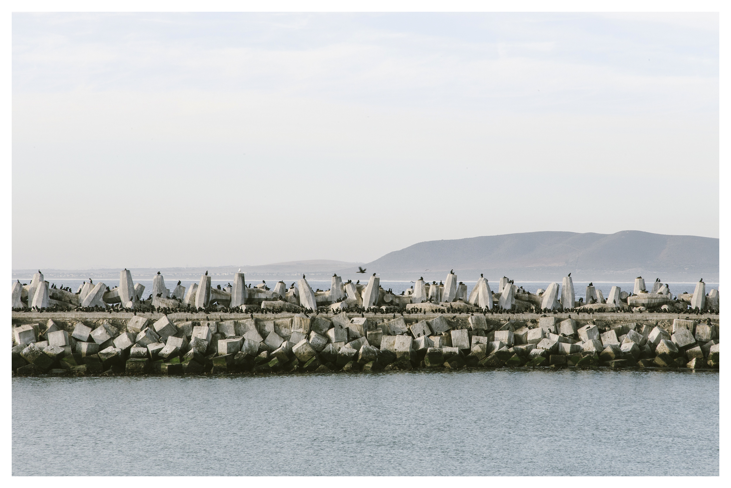 Robben Island, South Africa.