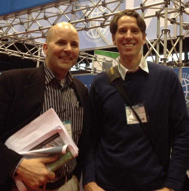Mike McNulty & Damien Hendricks