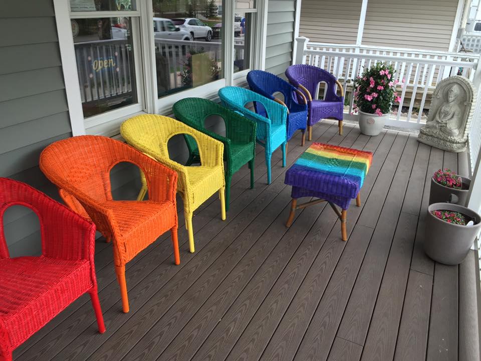 One Yoga rainbow porch.jpg