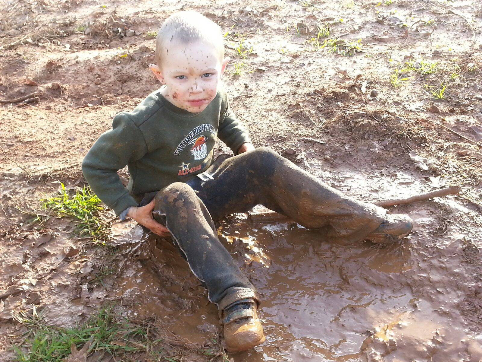 Ezra in mud.jpeg