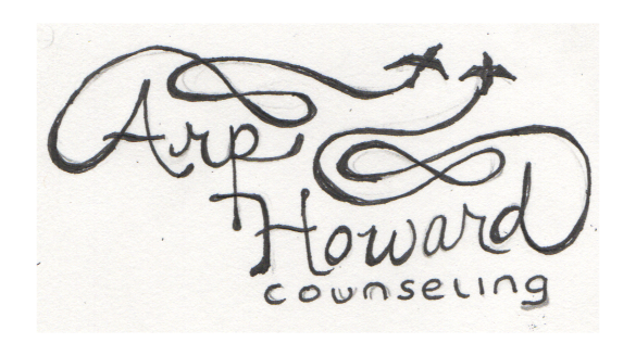 I'm not an expert at hand lettering. But, in order to get better, and when I think the concept could work nicely with it, I try my hand at it.