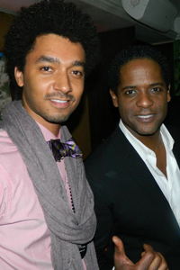 SCP & Blair Underwood at the Opening Night of  A Streetcar Named Desire  on Broadway