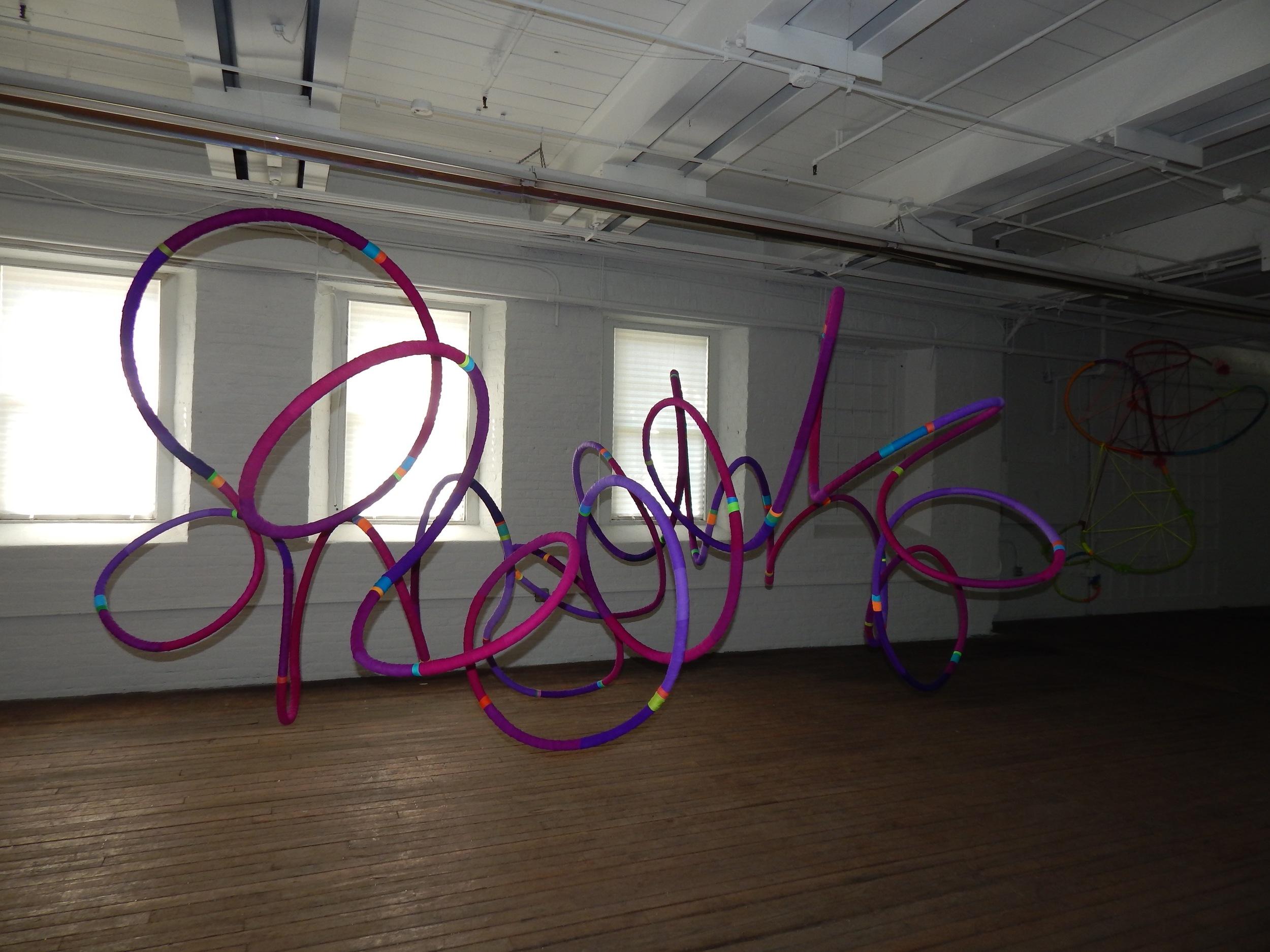 Judy Thomas,  Cadence , 2016