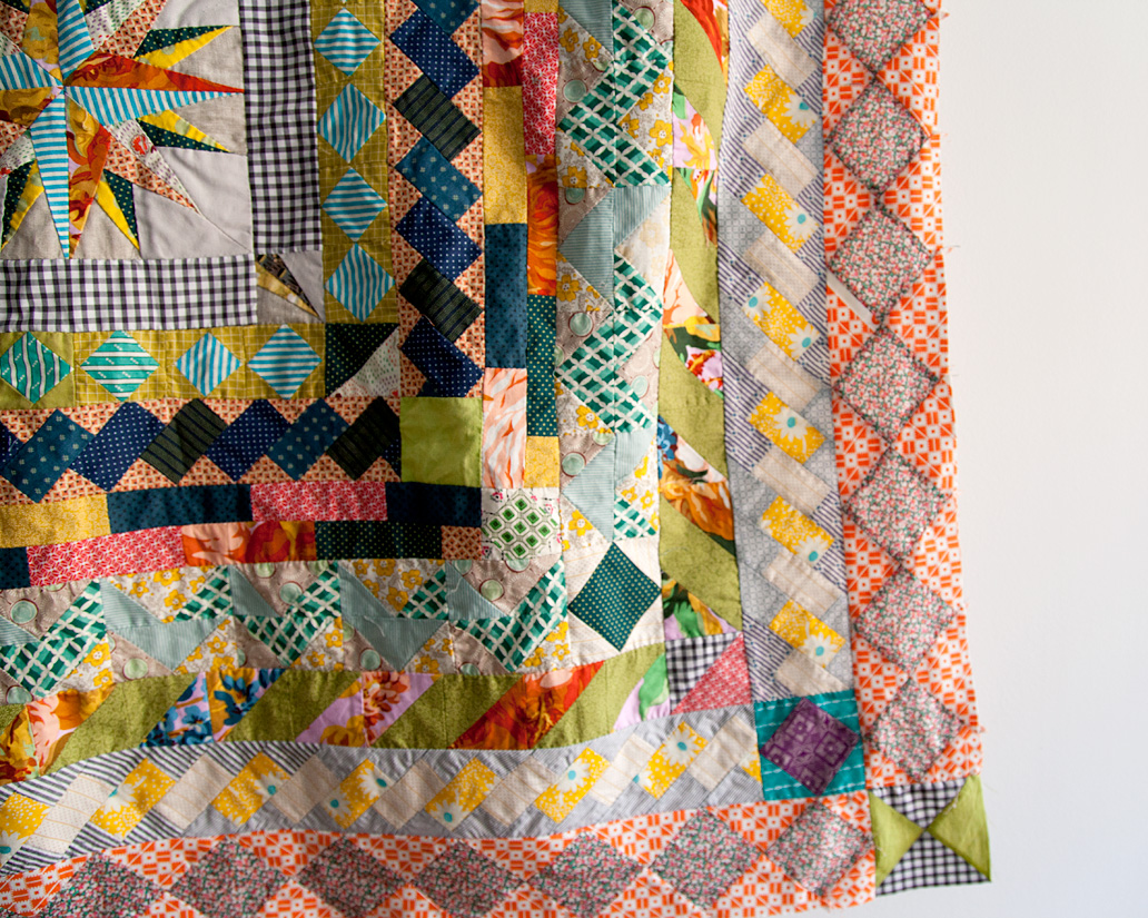 Medallion Quilt , hand pieced. (detail in progress 7.12.11) Pattern courtesy of  Anita at Bloomin' Workshop