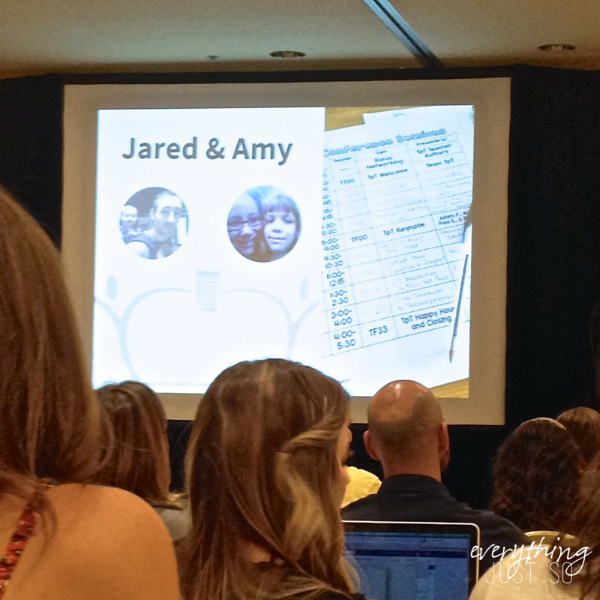 A Behind the Scenes Look at the TpT Conference | Wonder what the Teachers Pay Teachers conference is really like? Here's a detailed look at how I spent my week at the TpT Conference plus a few tips on how to make your trip a worthwhile experience. | everythingjustso.org