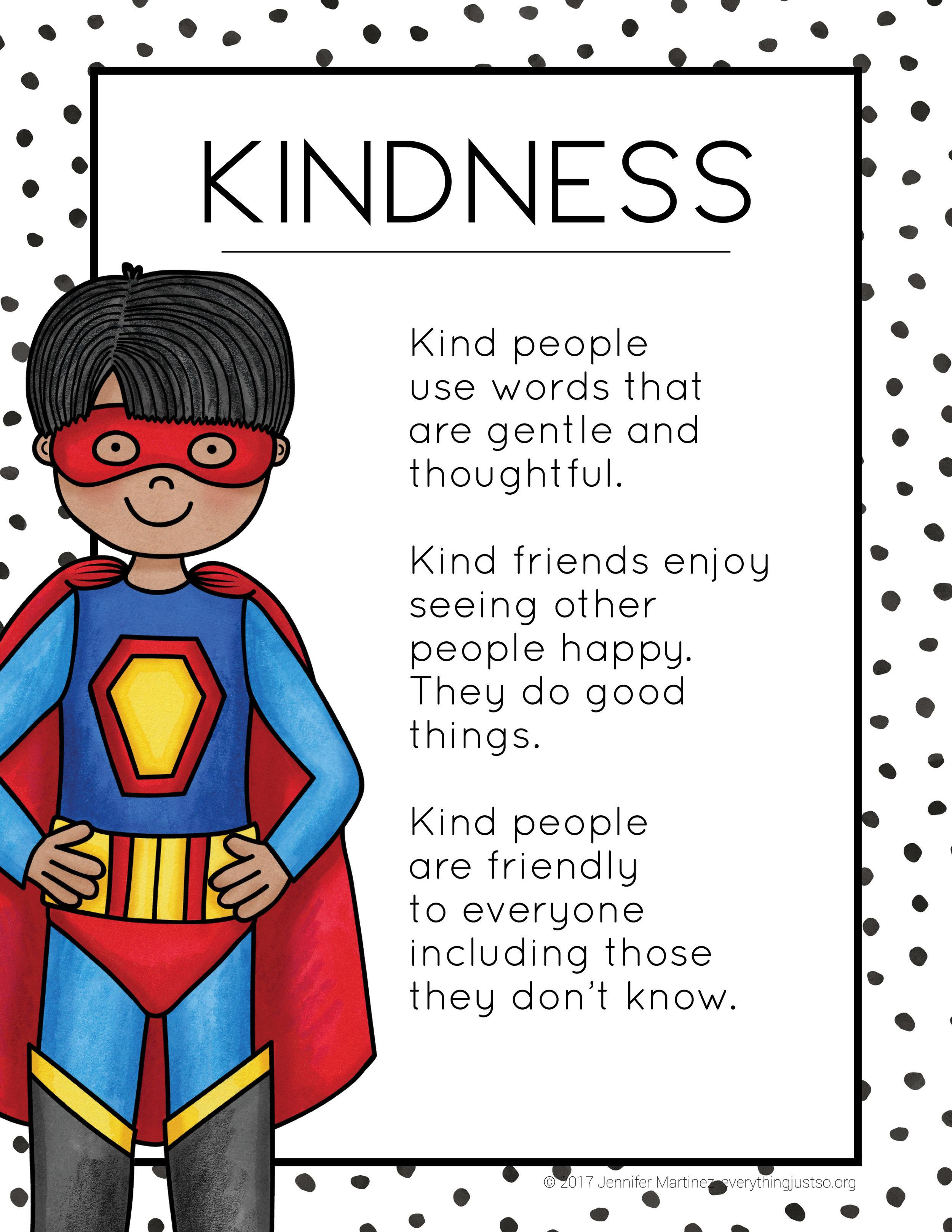 Qualities of a Superhero Friend