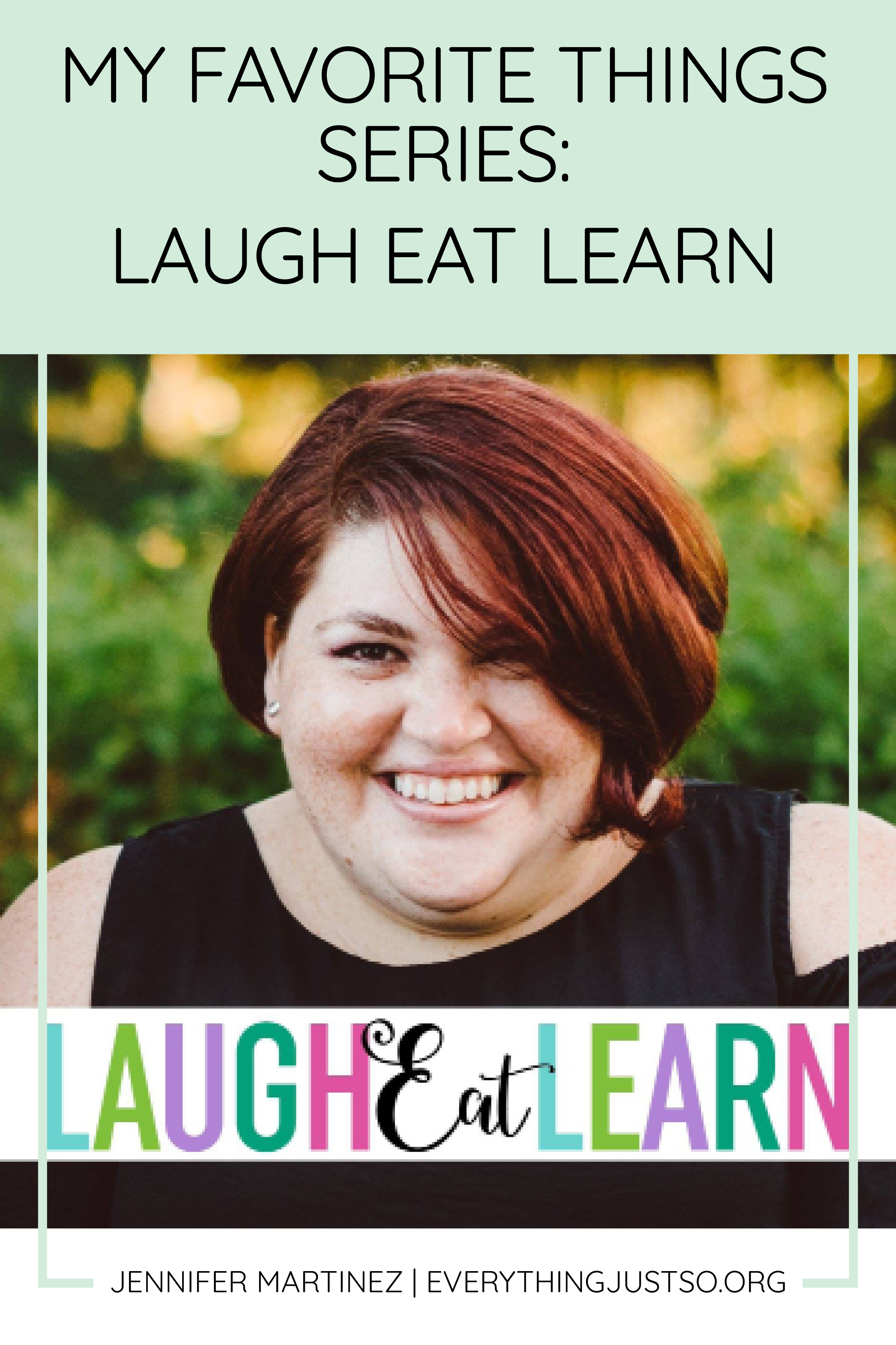 My Favorite Affordable Designer for Teacherpreneuers | Meet Alexis of Laugh Eat Learn. She helps teacherpreneuers design their storefronts, blogs, and websites. Part of my Teacher Appreciation Week Series on My Favorite Things. Win some of my favorite teacher things including teaching resources for your classroom. | everythingjustso.org #upperelementary #teacherwebsite #laugheatlearn