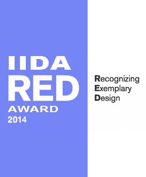 IIDA RED AWARD 2014