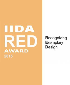 IIDA RED AWARD 2015