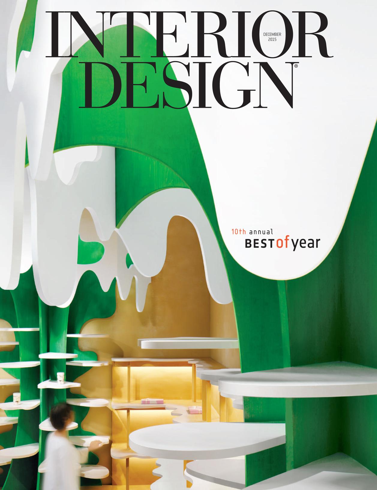 Interior Design Magazine - December 2015